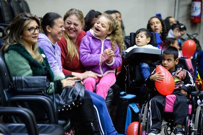 Pessoas com deficiências