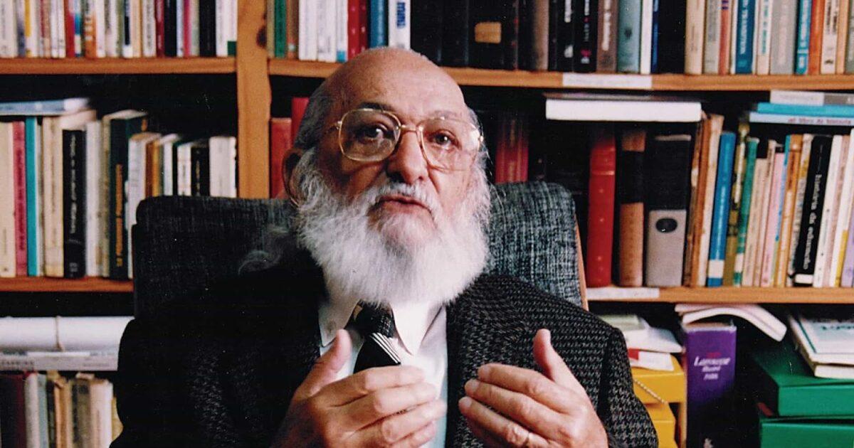 100 anos de Paulo Freire!